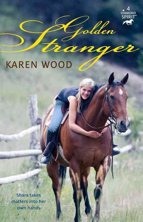 Golden Stranger (Diamond Spirit 4)