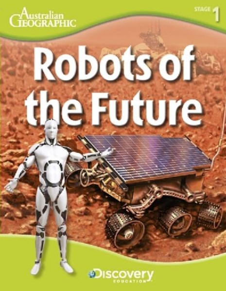 Discovery Education Robots Of The Future