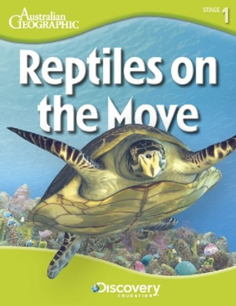 Reptiles on the Move