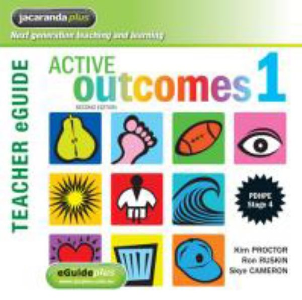 Active Outcomes 1 2E eGuidePLUS (Registration Card)