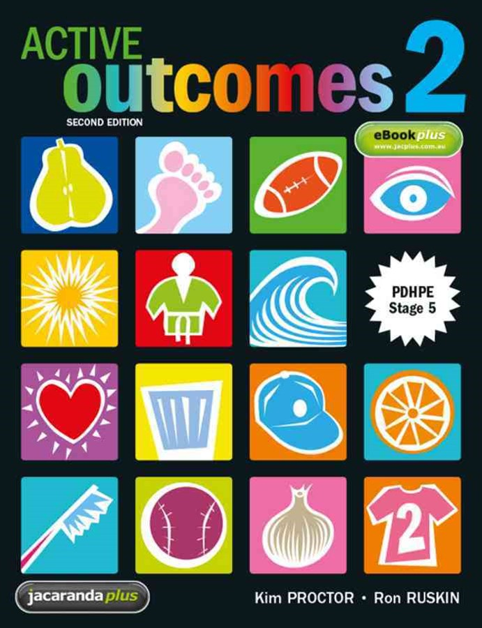 Active Outcomes 2 2E Pdhpe Stage 5 & eBookPLUS
