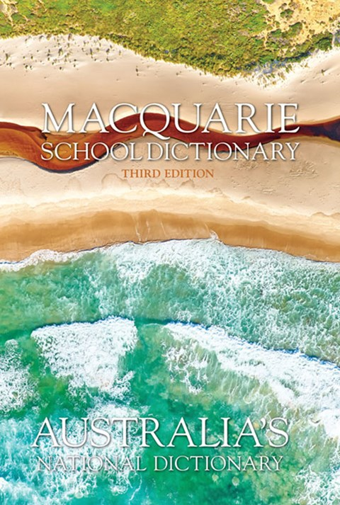 Macquarie School Dictionary 3E (Hardback) + Bonus Compact Speller