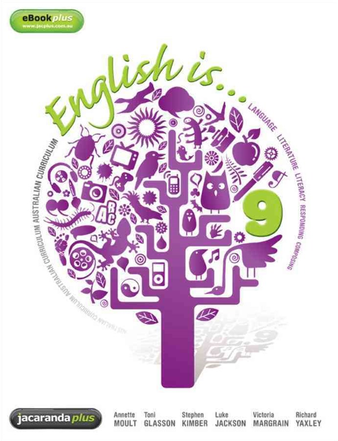 English Is ... English for the Australian Curriculum Year 9 & eBookPLUS