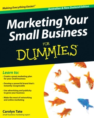 (ebook) Marketing Your Small Business For Dummies