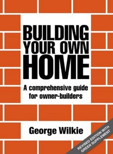 Building Your Own Home REVISED