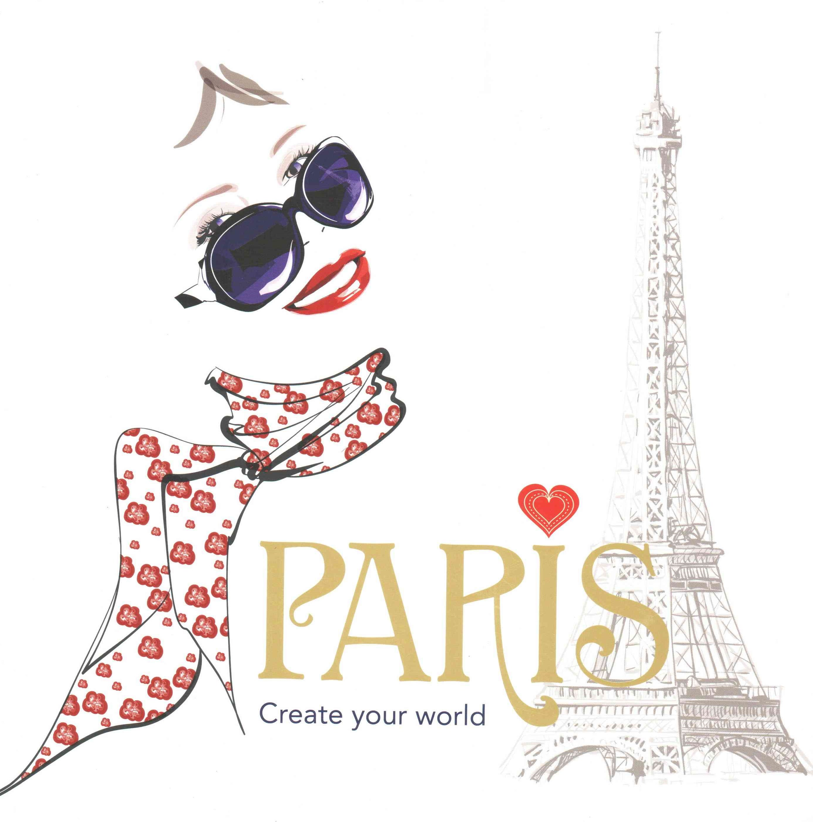 Paris Create Your World