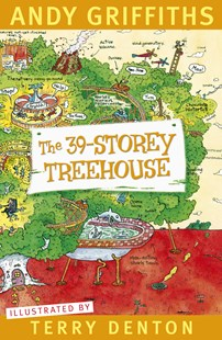 The 39-Storey Treehouse by Andy Griffiths, Terry Denton (9781742612379) - PaperBack - Children's Fiction Intermediate (5-7)