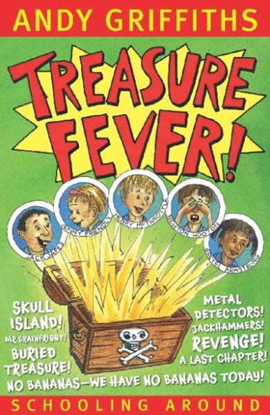 Treasure Fever!: Schooling Around 1