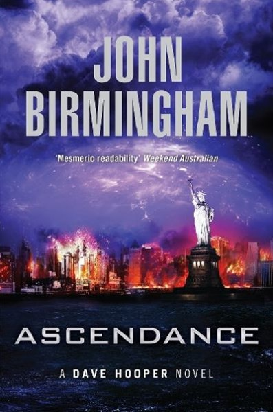 Ascendance: A Dave Hooper Novel 3