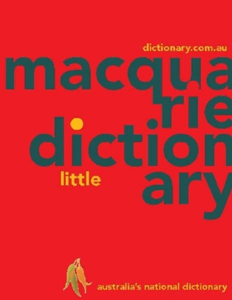 Macquarie Little Dictionary