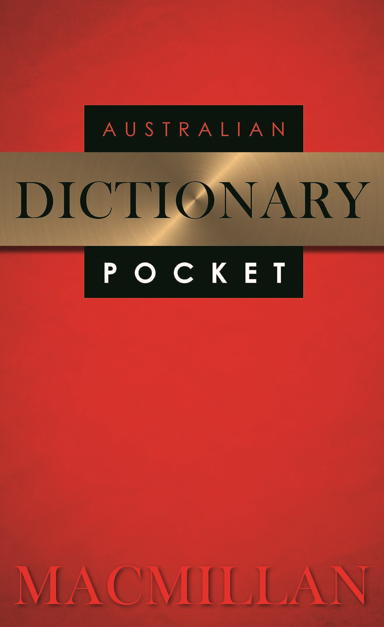 Macmillan Australian Pocket Dictionary