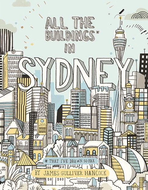 All the Buildings of Sydney