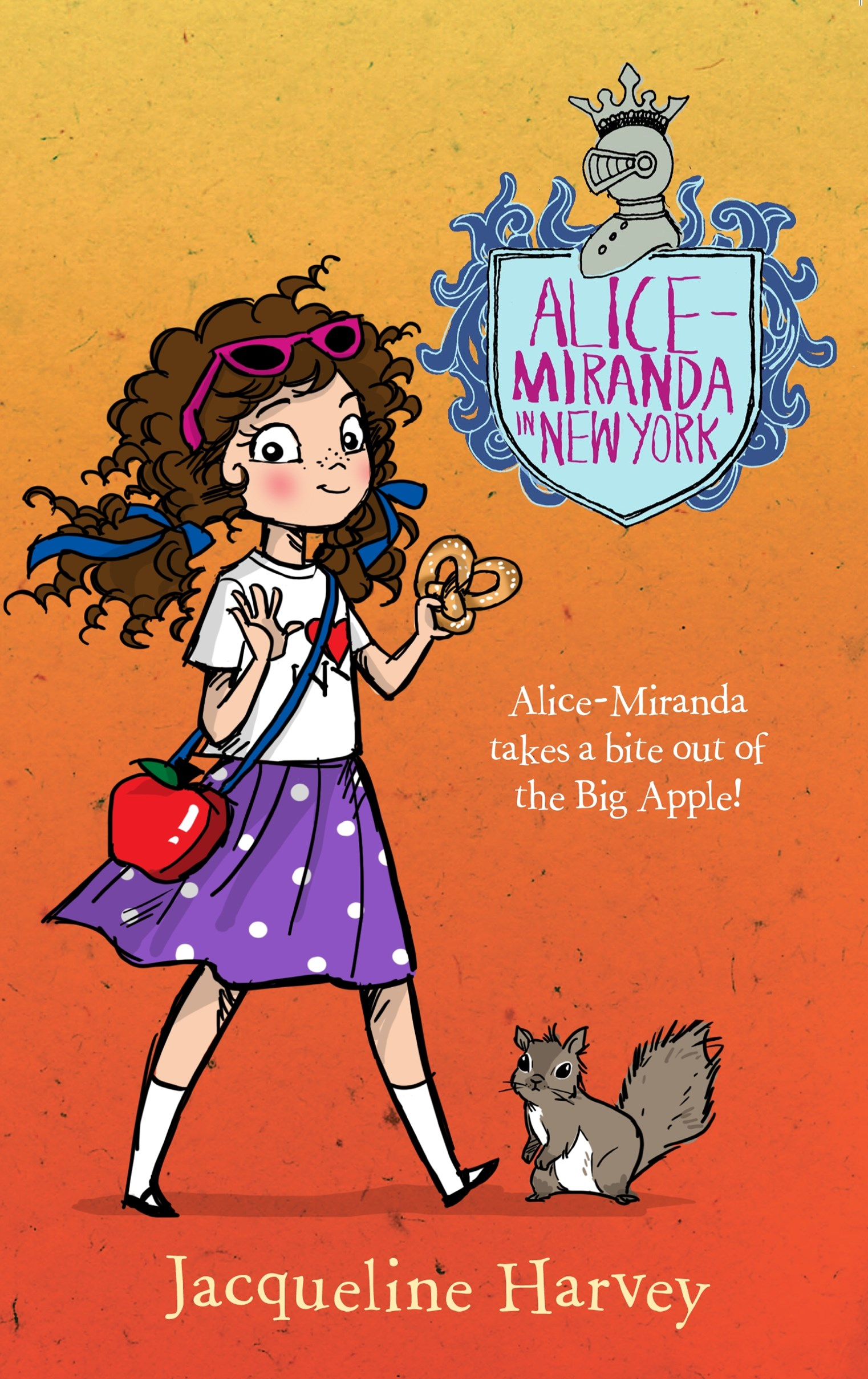 Alice-Miranda in New York (Alice-Miranda Book 5)