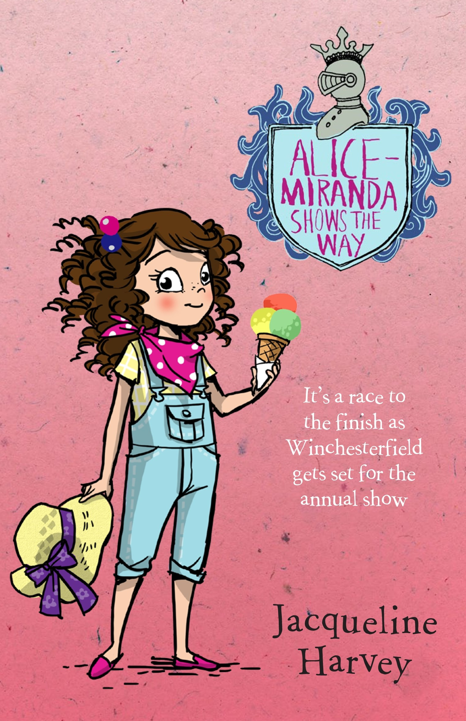 Alice-Miranda Shows the Way (Alice-Miranda Book 6)
