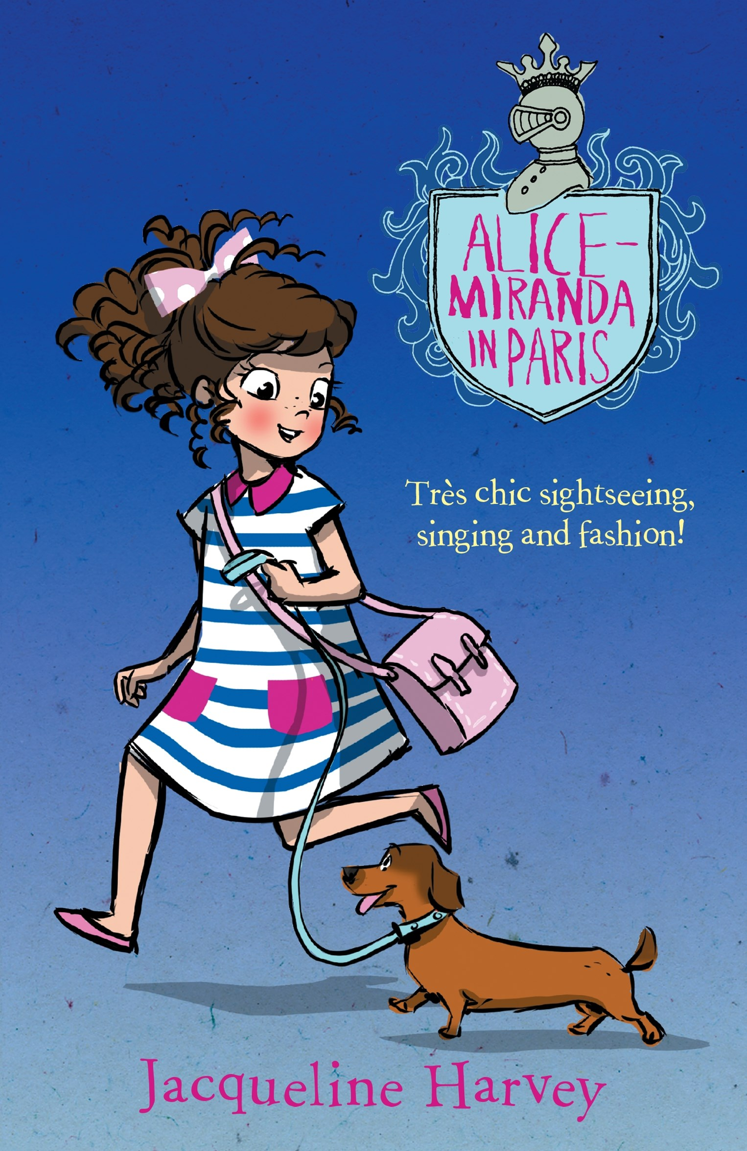 Alice-Miranda in Paris (Alice-Miranda Book 7)