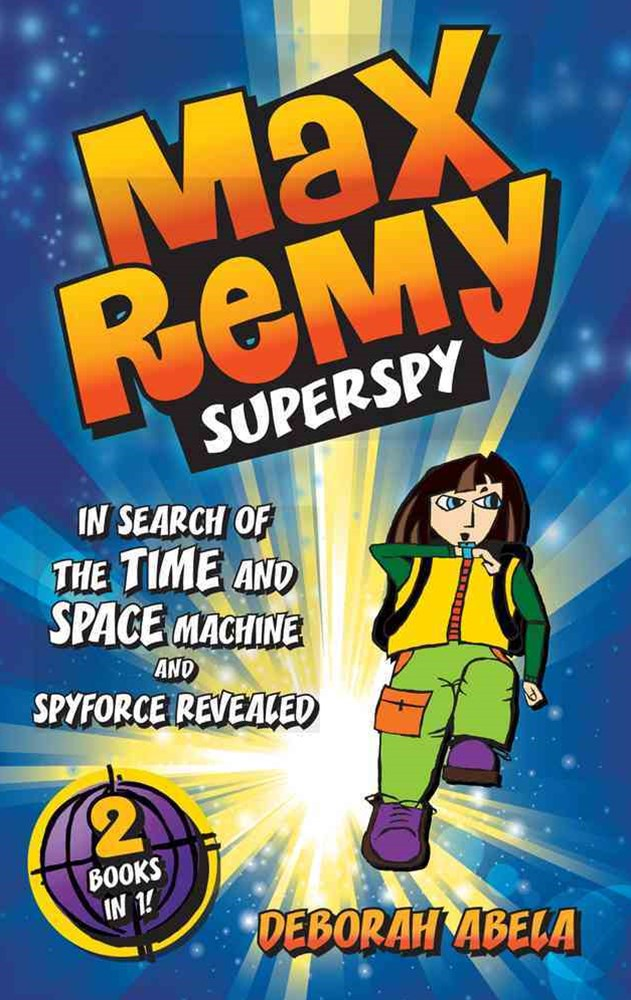 Max Remy Superspy