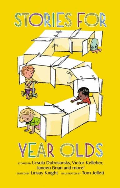 Stories for Five Year Olds