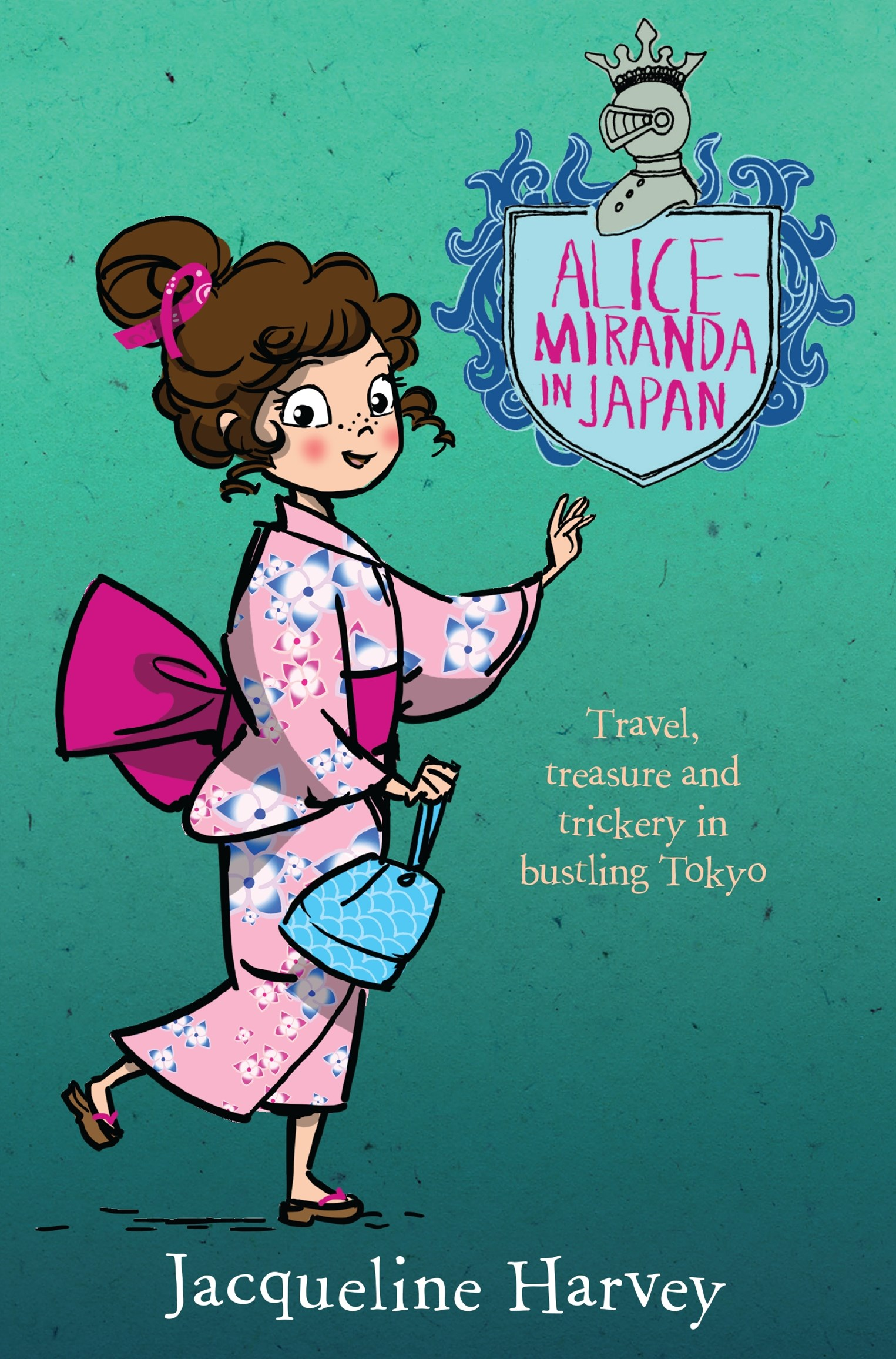 Alice-Miranda in Japan (Alice-Miranda Book 9)