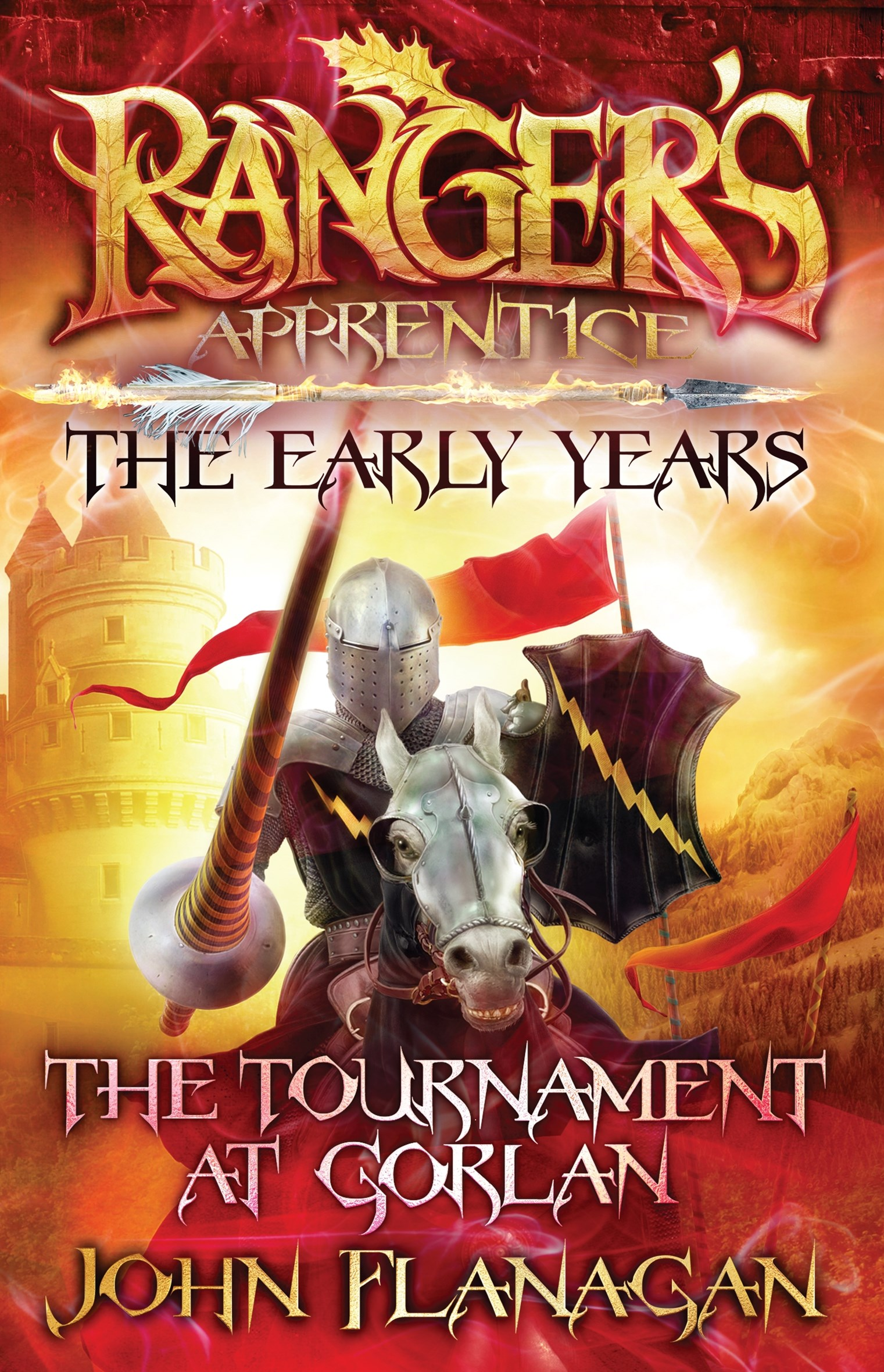 The Tournament at Gorlan (Ranger's Apprentice The Early Years Book 1)