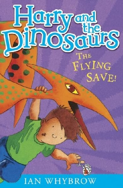 Harry and the Dinosaurs: The Flying Save