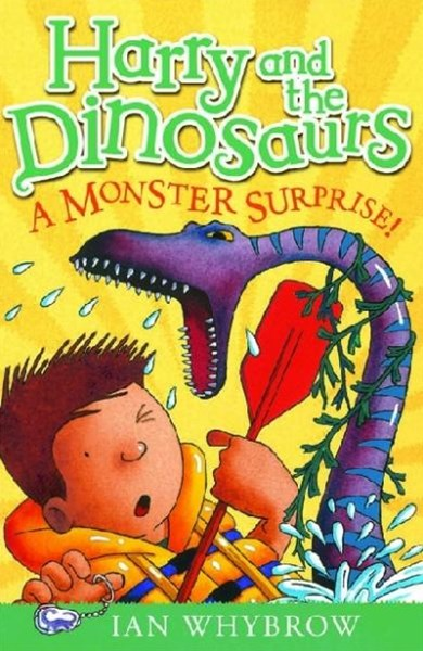 Harry and the Dinosaurs: A Monster Surprise