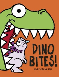 Dino Bites by Hall,Algy,Craig (9781742760582) - PaperBack - Children's Fiction Early Readers (0-4)