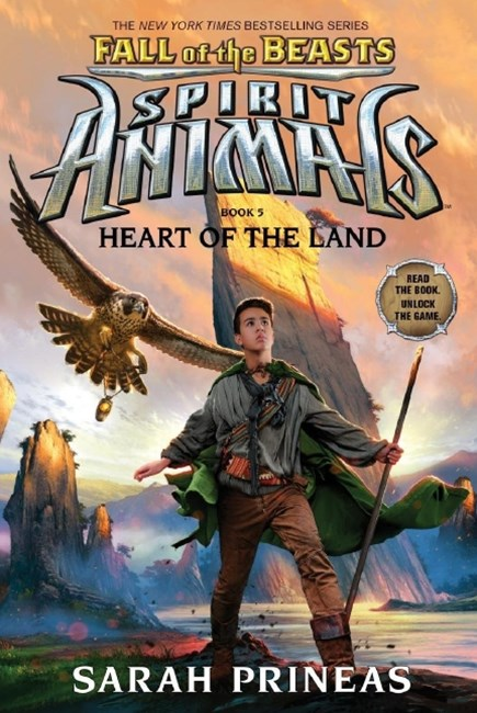 Spirit Animals: #5 Fall of the Beasts: Heart of the Land