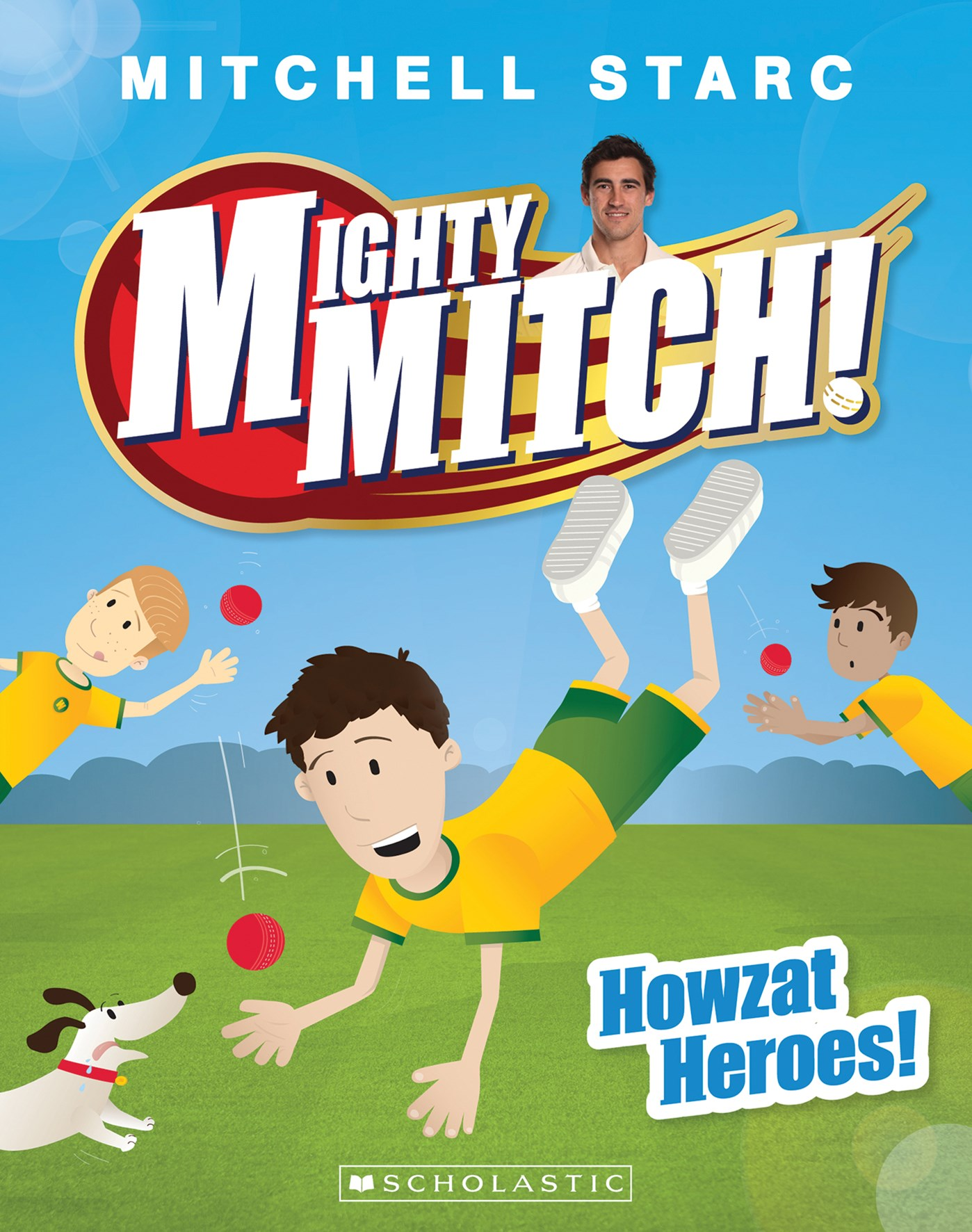 Mighty Mitch #2: Howzat Heroes!