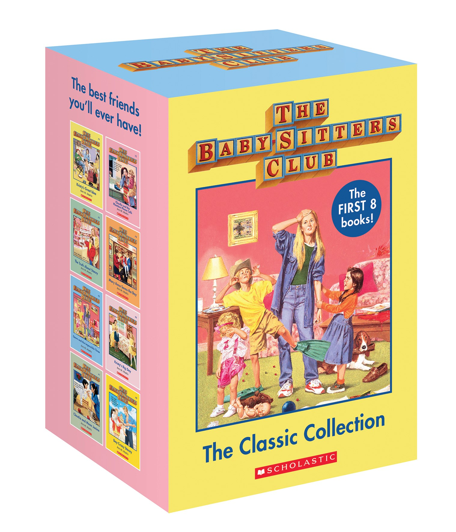 Baby Sitters Club Classic Collection