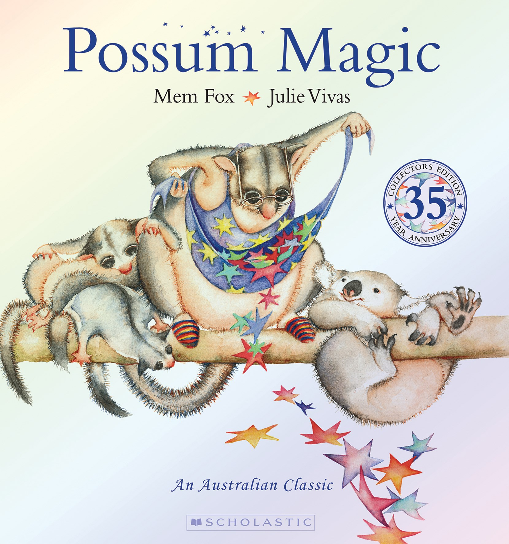 Possum Magic 35th Anniversary Paperback Edition