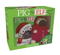 Pig the Elf Mini HB + Plush