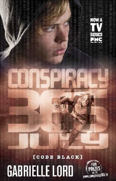 Conspiracy 365 Code Black: #7 July