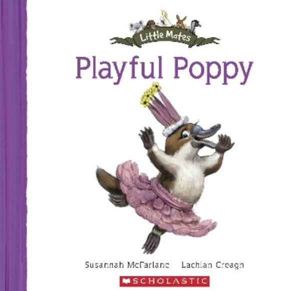 Little Mates: Playful Poppy