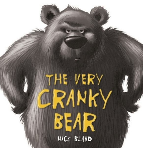 Very Cranky Bear Board Book