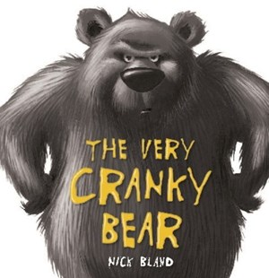 Very Cranky Bear Board Book - Children's Fiction Early Readers (0-4)