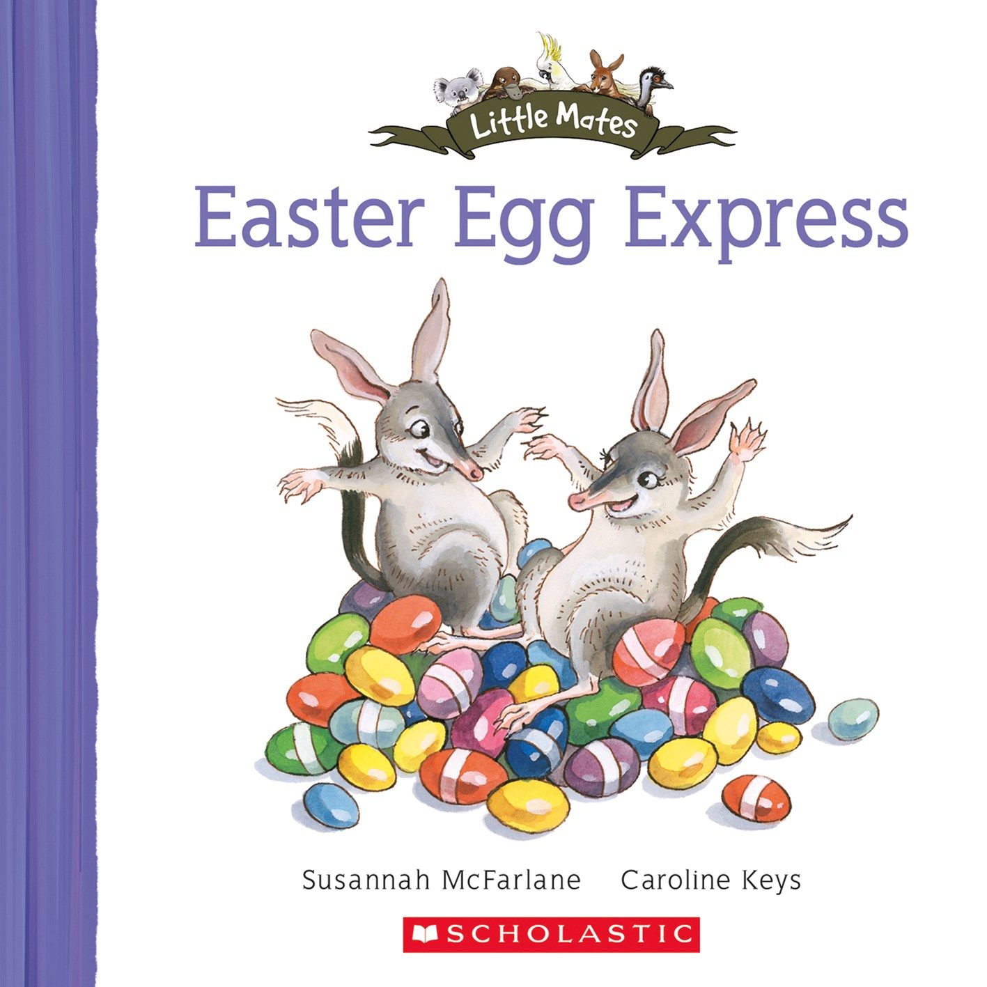 Little Mates: Easter Egg Express