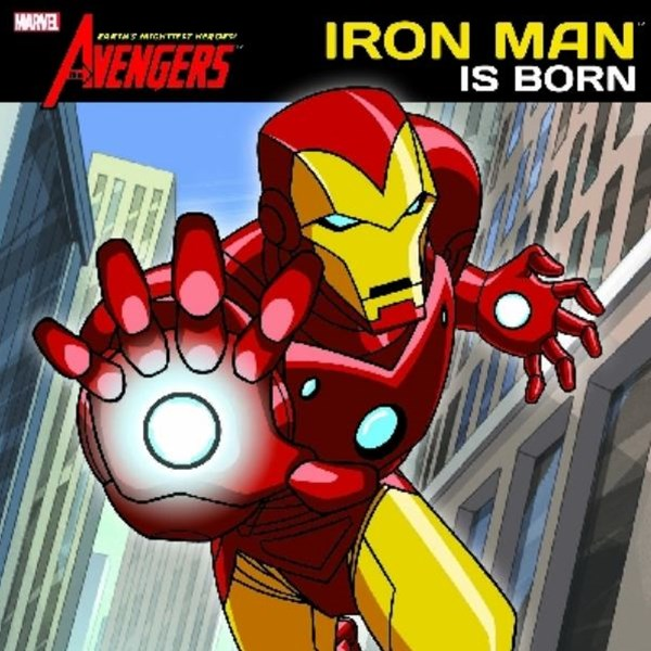 Avengers: Iron Man is Born