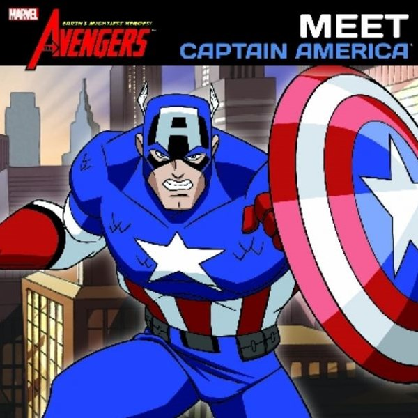 Avengers: Meet Captain America