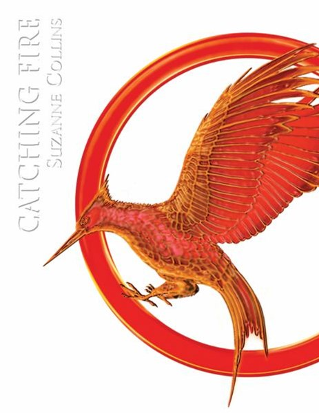 Hunger Games: #2 Catching Fire Luxury Edition