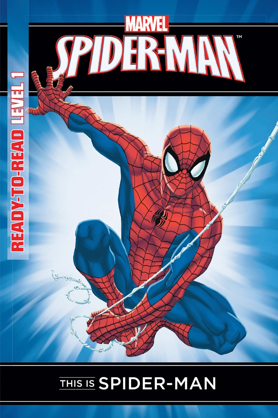 Marvel Read-to-Read Level 1: This is Spider-Man