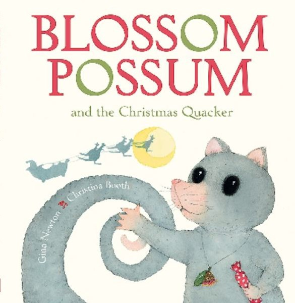 Blossom Possum and the Christmas Quacker