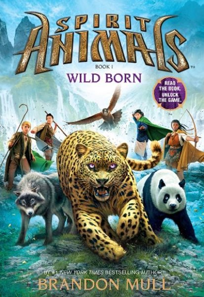 Spirit Animals: #1 Wild Born