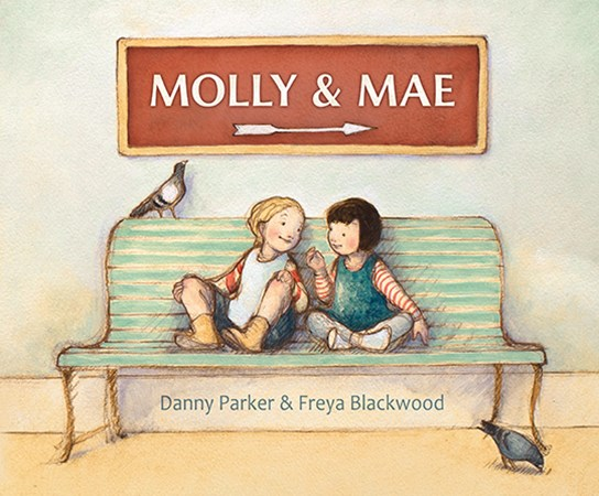 Molly and Mae