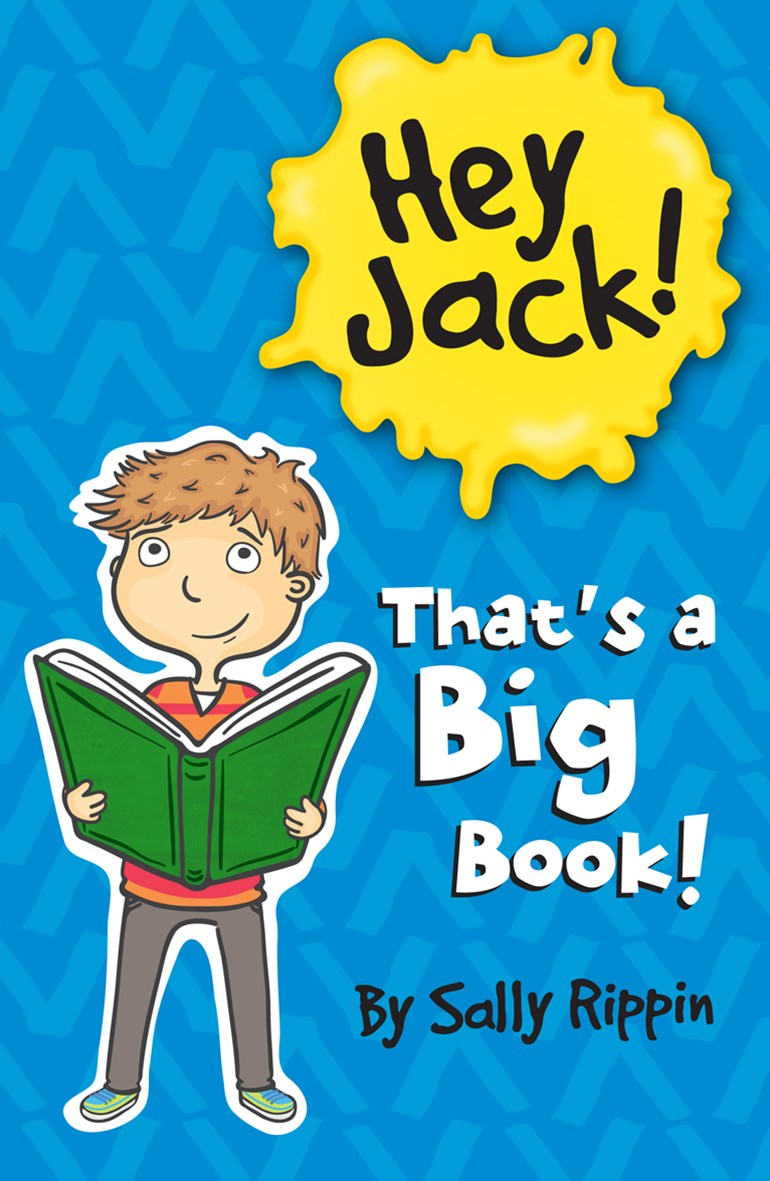 Hey Jack! That's a Big Book!