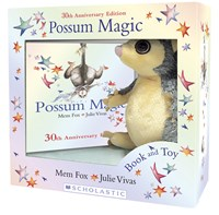 Possum Magic Plush Box Set