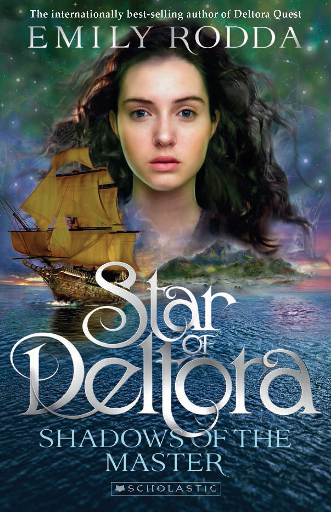 Shadows of the Master (Star of Deltora Book 1)