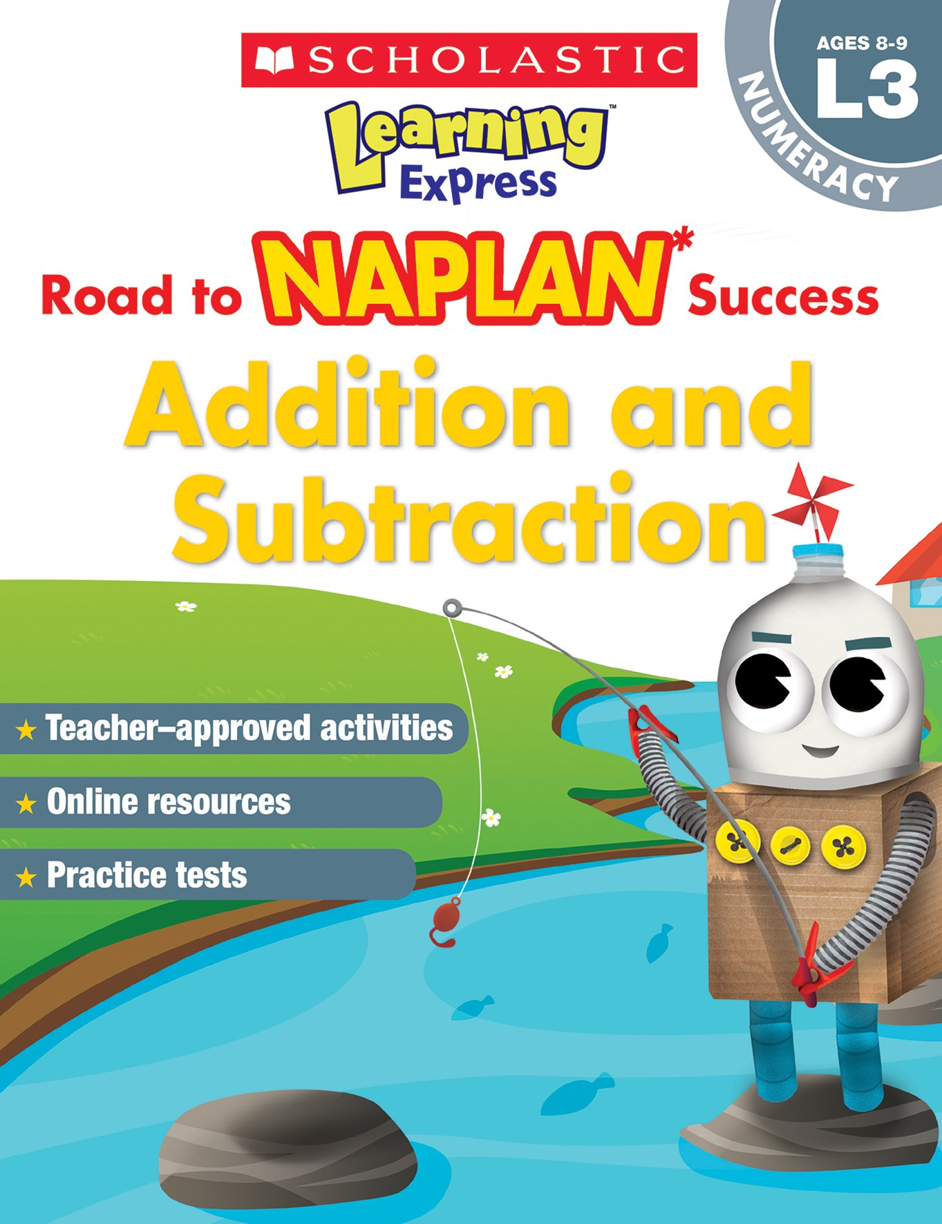Learning Express NAPLAN L3: Addition and Subtraction