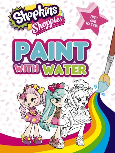 Shoppies: Paint with Water