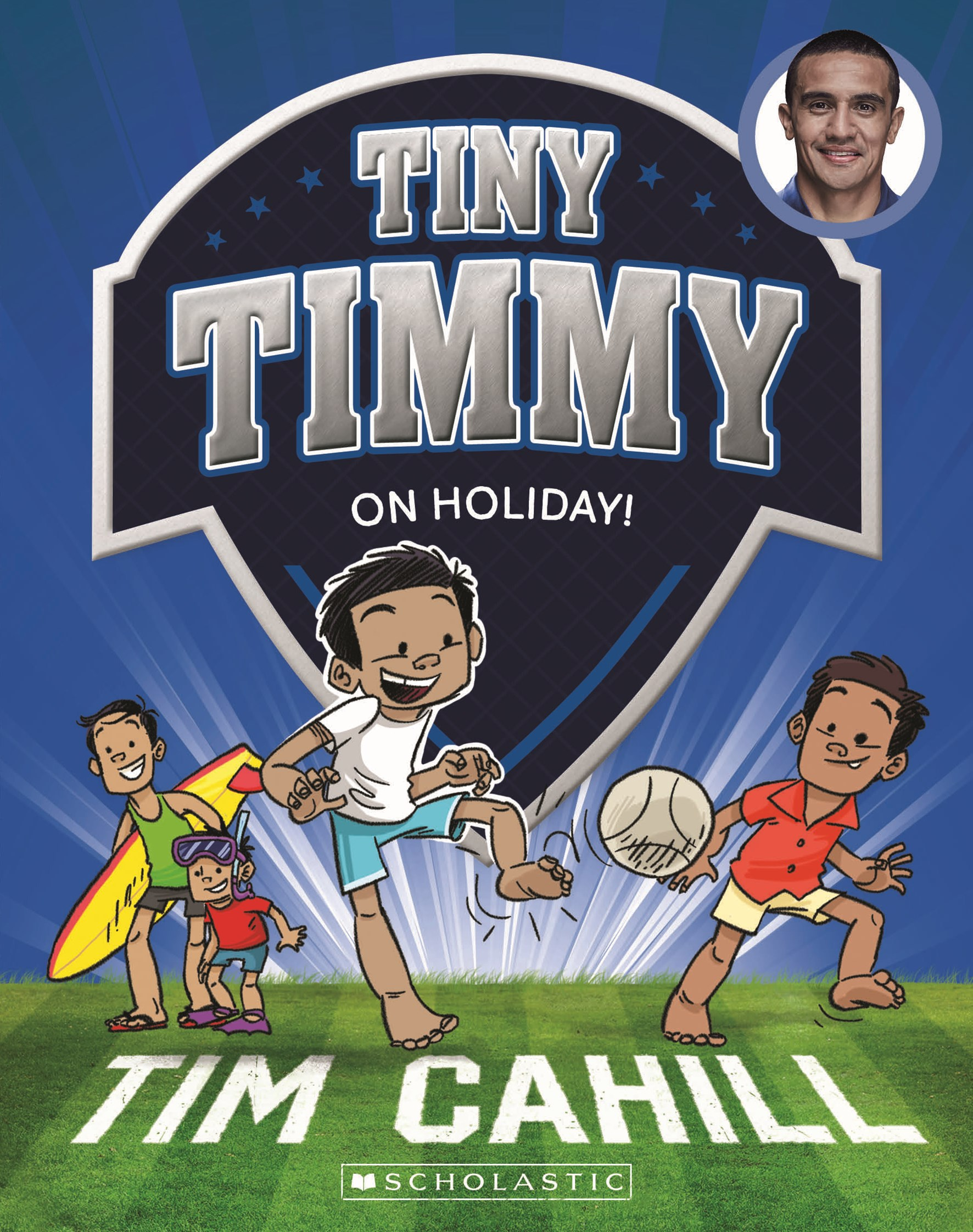 Tiny Timmy #8: On Holiday
