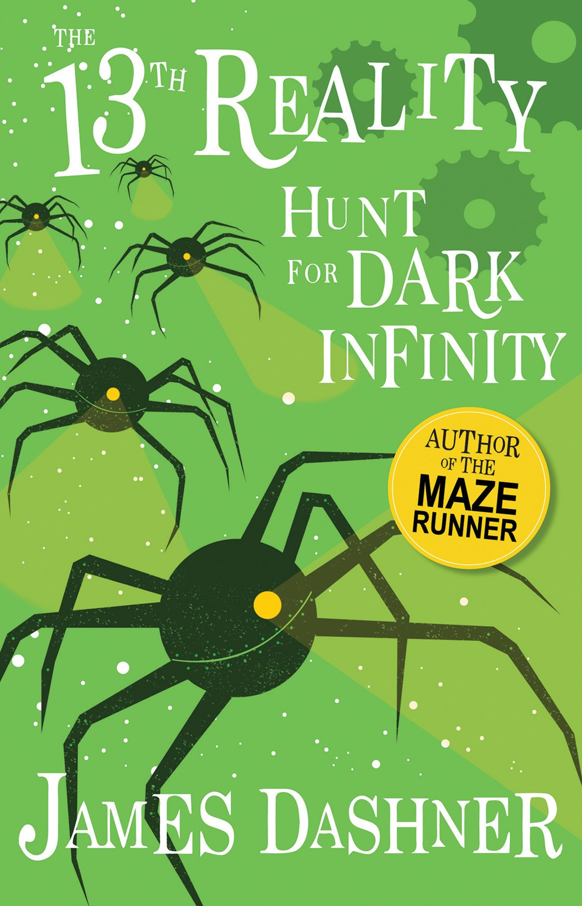 The 13th Reality #2: Hunt for Dark Infinity